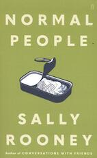 Normal People - Sally Rooney (ISBN 9780571347292)