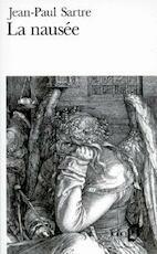 La nausée - Jean-Paul Sartre (ISBN 9782070368051)