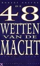 De 48 wetten van de macht - Robert Greene, Amp, Joost Elffers (ISBN 9789029057387)