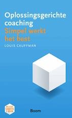 Oplossingsgerichte coaching - Louis Cauffman (ISBN 9789058755612)