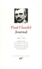Journal - Paul Claudel