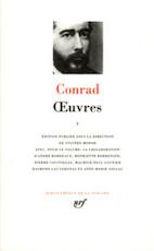 Oeuvres I - Joseph Conrad (ISBN 2070110036)