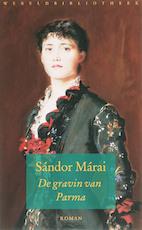 De gravin van Parma - Sándor Márai (ISBN 9789028422230)