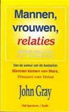 Mannen, vrouwen, relaties - John Gray (ISBN 9789027444332)