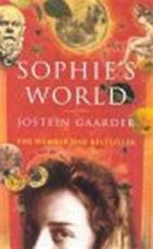Sophie's world - Jostein Gaarder (ISBN 9781857993288)