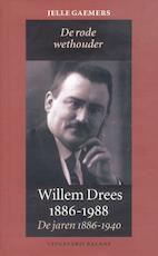 De rode wethouder - Jelle Gaemers (ISBN 9789050187602)