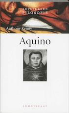 Aquino - Anthony Kenny (ISBN 9789056372316)