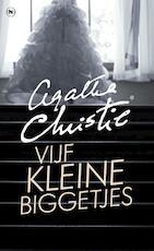 Vijf kleine biggetjes - Agatha Christie (ISBN 9789048823727)