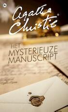 Het mysterieuze manuscript - Agatha Christie (ISBN 9789048823673)