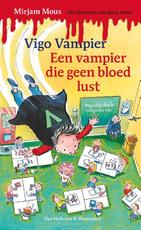 Vigo Vampier een vampier die geen bloed lust - Mirjam Mous (ISBN 9789000318230)