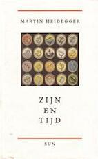 Zijn en tijd - Martin Heidegger, Mark Wildschut (ISBN 9789063037420)