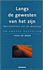 Langs de gewesten van het zijn - Theo de Boer (ISBN 9789021136202)