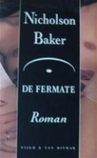 De fermate - Nicholson Baker, Rob van Moppes (ISBN 9789038802770)