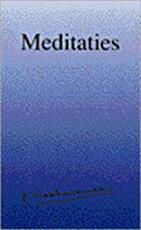 Meditaties - Jiddu Krishnamurti (ISBN 9789020220377)