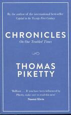 Chronicles - Thomas Piketty (ISBN 9780241234914)