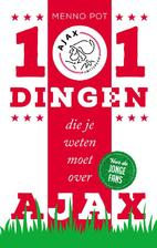 Ajax - Menno Pot (ISBN 9789492037305)