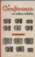 De conference - J. van Damme (ISBN 9789460010071)