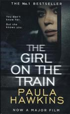 The Girl on the Train. Film Tie-In - Paula Hawkins (ISBN 9781784161767)
