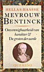 Mevrouw Bentinck - Hella Haasse (ISBN 9789021465142)