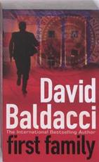 First Family - David Baldacci (ISBN 9780330463560)