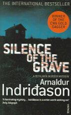 Silence of the Grave - Arnaldur IndriÐAson, Bernard Scudder (ISBN 9780099469544)