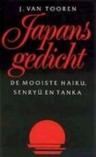 Japans gedicht - J. van Tooren (ISBN 9789029024426)