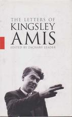 The Letters of Kingsley Amis - Kingsley Amis, Zachary Leader (ISBN 9780002570954)