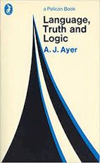 Language Truth and Logic Pelican - Alfred Jules Ayer (ISBN 0140212000)