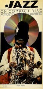 Jazz on compact disc - Steve Harris (ISBN 9780517566886)