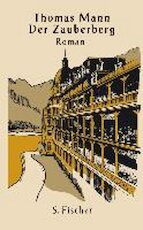 Der Zauberberg - Thomas Mann (ISBN 9783103481280)