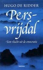 Persvrijdal - Hugo De Ridder (ISBN 9789020940572)