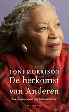 De oorsprong van de ander - Toni Morrison (ISBN 9789403122601)