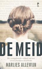 De meid - Marlies Allewijn (ISBN 9789020633849)
