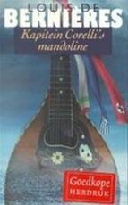 Kapitein Corelli's mandoline - Louis de Bernières (ISBN 9789029504300)