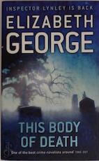 This Body of Death - Elizabeth George (ISBN 9780340923023)