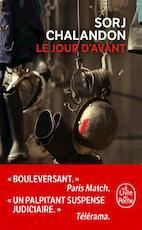 Le Jour d'avant - Sorg Chalendon (ISBN 9782253073796)