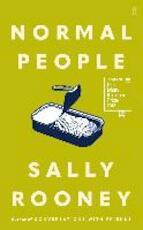 Normal People - Sally Rooney (ISBN 9780571334650)