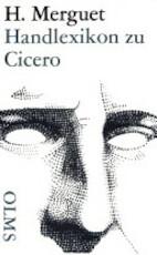 Handlexikon zu Cicero - Hugo Merguet (ISBN 9783487008394)