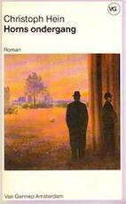 Horns ondergang - C. Hein, H. Lemmens (ISBN 9789060126905)