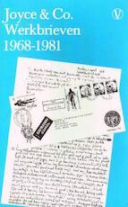 Werkbrieven, 1968-1981 - Joyce Co (ISBN 9789065211163)