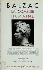 La Comédie Humaine - Tome IX - Honoré de Balzac