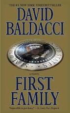 First Family - David Baldacci (ISBN 9780446555623)