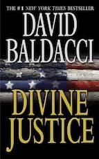 Divine Justice - David Baldacci (ISBN 9780446551649)