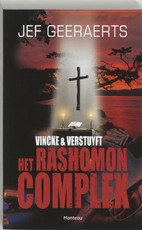 Vincke & Verstuyft / Het Rashomon-complex - Jef Geeraerts (ISBN 9789022318577)