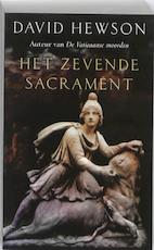 Het zevende sacrament - David Hewson (ISBN 9789026127762)