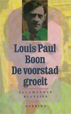 De voorstad groeit - Louis Paul Boon