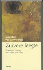 Zuivere leegte - J. van de Wetering (ISBN 9789056700287)