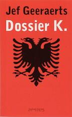 Dossier K. - Jef Geeraerts (ISBN 9789044611212)