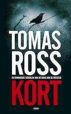 Kort - Tomas Ross (ISBN 9789023464532)