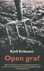 Open graf - Kjell Eriksson (ISBN 9789044520330)